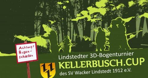 """19. Lindstedter 3D-Bogentunier """"Kellerbusch.Cup"""""""